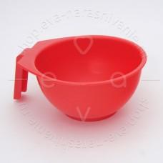 DEWAL Чаша для краски с ручкой 400 мл T-1212К