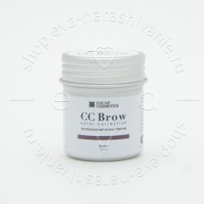 CC BROW ХНА ДЛЯ БРОВЕЙ Brown В БАНОЧКЕ 10 ГР