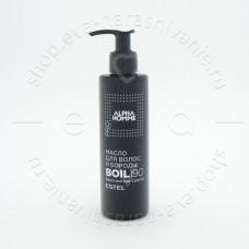 Масло для волос и бороды ALPHA HOMME 190мл.