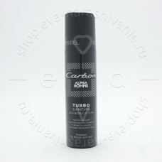 TURBO-шампунь для волос ESTEL ALPHA HOMME CARBON 250 мл.