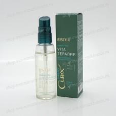 ESTEL Сыворотка для секущихся кончиков волос для всех типов волос CUREX THERAPY 100 мл.