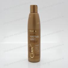 ESTEL Бальзам «Обновление цвета» для коричневых оттенков CUREX COLOR INTENSE 250 мл.