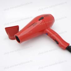 Профессиональный фен «Kapous Tornado 2500», красный