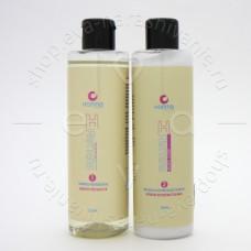 Ботокс для волос HONMA TOKYO НАБОР H-BRUSH WHITE CARE 1*250/2*250мл