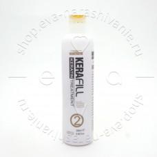 Кератин-состав  для выпрямления волос Kerafill, 280 мл