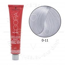 Микстон для волос Igora Royal Mixtones № 0.11 анти-желтый