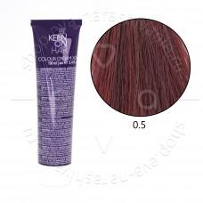 Краска для волос KEEN 0.5 (микстон красный)