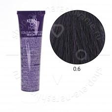 Краска для волос KEEN 0.6 (микстон фиолетовый)