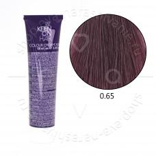Краска для волос KEEN 0.65 (микстон фиолетово-красный)