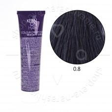 Краска для волос KEEN 0.8 (микстон синий)
