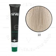 Краска для волос NIRVEL NATURE безаммиачная № 10