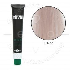 Краска для волос NIRVEL NATURE безаммиачная № 10/22