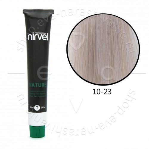Краска для волос NIRVEL NATURE безаммиачная № 10/23