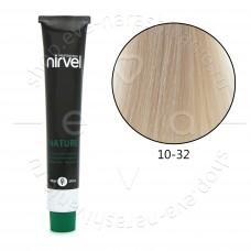 Краска для волос NIRVEL NATURE безаммиачная № 10/32