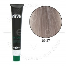 Краска для волос NIRVEL NATURE безаммиачная № 10/37