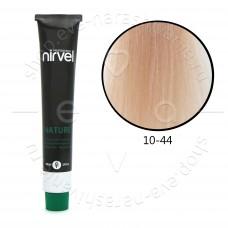 Краска для волос NIRVEL NATURE безаммиачная № 10/44