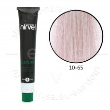 Краска для волос NIRVEL NATURE безаммиачная № 10/65