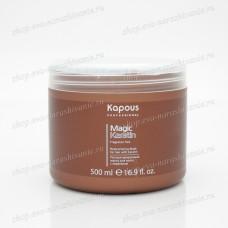 Kapous Magic Keratin Реструктурирующая маска для волос с кератином