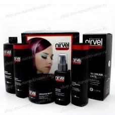 Набор для кератинового разглаживания тонких и поврежденных волос Nirvel . Pack Sensetive Hair