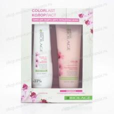 Гамма для защиты цвета окрашенных волос Matrix Biolage Colorlast