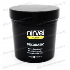 Блондирующий порошок  Nirvel Decobasic