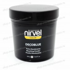 Блондирующий порошок  Nirvel Decoblue