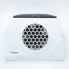 Пылесос для маникюра MAX Ultimate 4 65w (белый с черной подушкой)