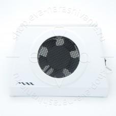 MAX Storm 4 32w Пылесос для маникюра  (белый с белой подушкой)