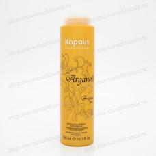 Увлажняющий шампунь с маслом арганы Kapous Arganoil