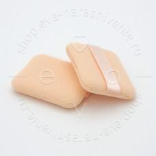 Губка макияжная Dewal SP-86 (2шт)