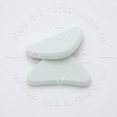 QVS, Матирующие спонжи для лица (2 шт.)