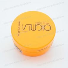 Моделирующие сливки для укладки волос нормальной фиксации Kapous Design Cream