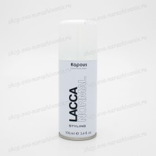 Лак для волос нормальной фиксации Kapous Lacca Normal