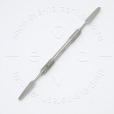 Лопатка маникюрная (шпатель). PE-40/2