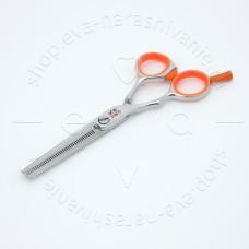 Парикмахерские ножницы ORANGE филировочные , 5,5 для левши, TAYO TS4540L.