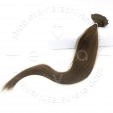 """Натуральные волосы на заколках """"SLAVYAN HAIR"""" №6"""