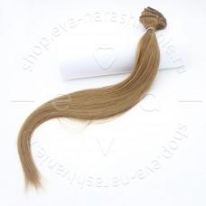 """Натуральные волосы на заколках """"SLAVYAN HAIR"""" №12"""