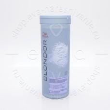 Wella Professionals Blondor Multi Blonde Powder Блондирующий порошок без образования пыли 400гр.