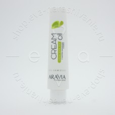 "Aravia Professional, Крем для рук ""Cream Oil"" с маслом макадамии и карите 100мл"