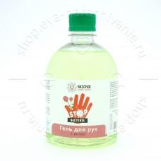 """Антибактериальный гель для рук """" с розой"""", """"Бизорюк"""", 500 мл"""