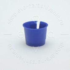Косметический пластиковый стаканчик  для смешивания краски или хны 5мл.
