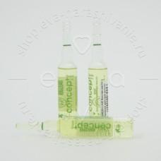 Восстанавливающее масло двойного действия Concept Reconstruction Oil Dual Effects 10мл.