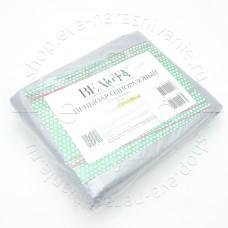 Beauty Игро пеньюар одноразовый из полиэтилена серебряный 100*140 50шт