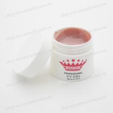 Гель для наращивания Master Professional UV Gel Pink 15g