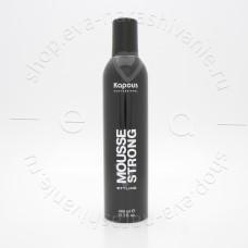 Мусс для волос сильной фиксации Kapous Studio