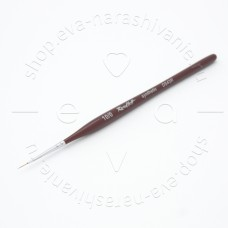 "Roubloff, Кисть колонок синтетика ""страйпер"" № 10/0 серия DS43R"