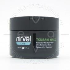 Nirvel Маска для поврежденных волос Tsubaki Mask