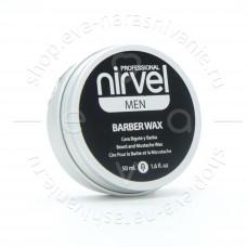 Nirvel Воск barber для укладки бороды и усов