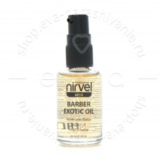 Nirvel Масло для бороды и усов Barber Exotic Oil