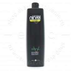 Nirvel Окислитель кремовый Nature Peroxide 20V (6%)  1л